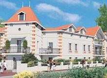 Terrasses Saint-elme : programme neuf à Arcachon