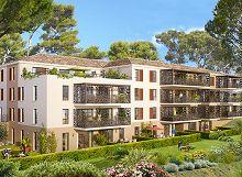 Vue Azur : programme neuf à Hyères