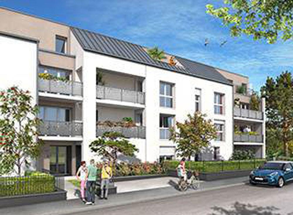 Hemisphere programme neuf rez for Appartement et maison chaville
