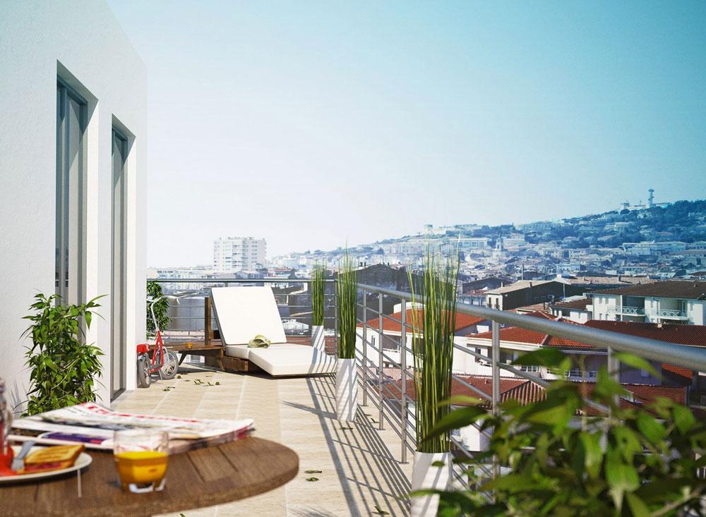 villa d este programme neuf s te. Black Bedroom Furniture Sets. Home Design Ideas