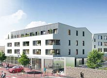 Résidence Eozen : programme neuf à Nantes