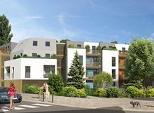 Côté Jardin : programme neuf à Nantes