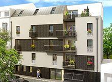 Villa Calio : programme neuf à Nantes