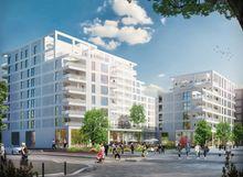 Le Piazza : programme neuf à Rennes