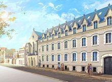 Le Clos Lévesque : programme neuf à Nantes