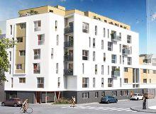 Résidence Mil´On City : programme neuf à Rennes