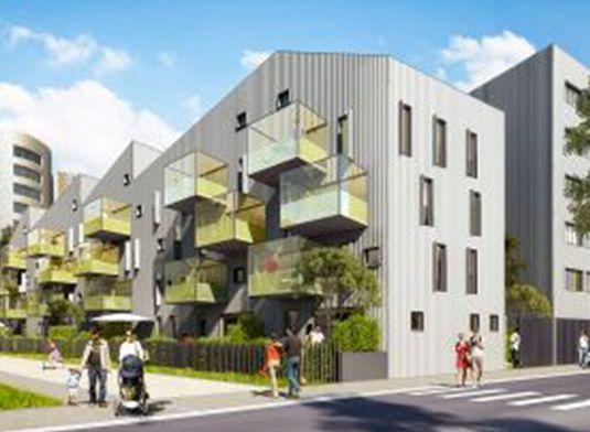 Appartement n b4308 programme neuf n 7896 t1 de m for Appartement bordeaux f1