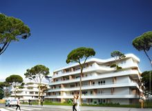 La Crique : programme neuf à Marseille