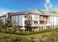 Balcons Du Houlme : programme neuf au Houlme