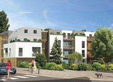 Cote Jardin Sagec : programme neuf à Nantes