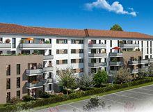 Jardins du Pastel : programme neuf à Toulouse