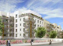Résidence Apollinaire : programme neuf à Villejuif