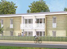 Les Jardins d´Ornon : programme neuf à Villenave-d'Ornon