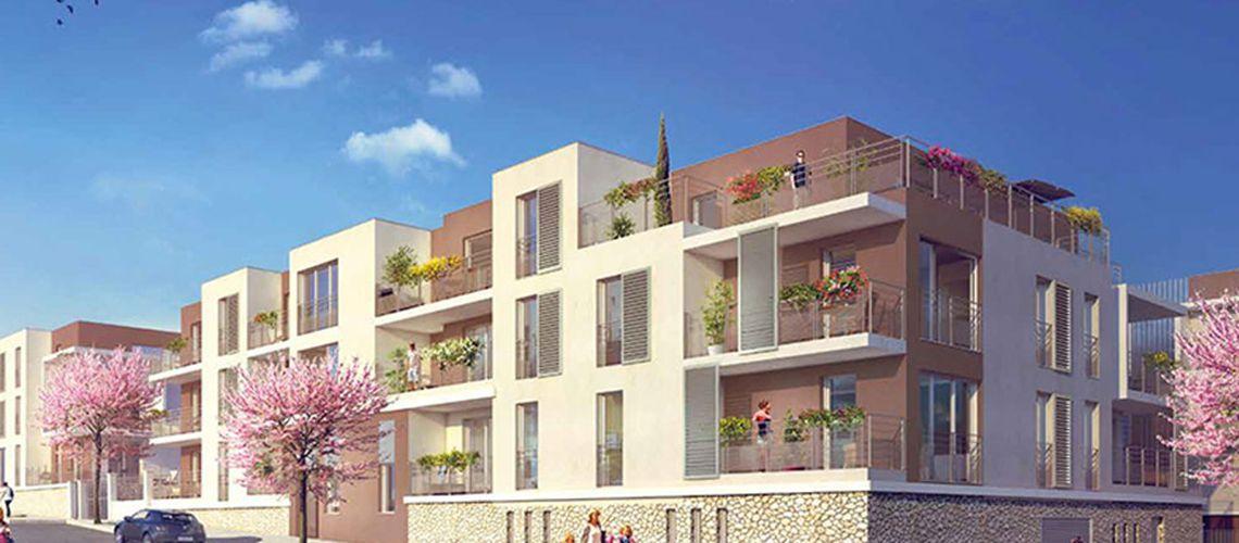 Les terrasses d ambroise programme neuf la ville du bois for Les terrasses en ville