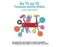 Le Parc Saint Martin : programme neuf à Toulouse