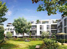 La Pléiade : programme neuf à Mérignac