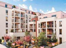 Les Senioriales En Ville De St Etienne : programme neuf à Saint-Étienne