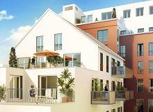 Villa Bergot : programme neuf à Lille