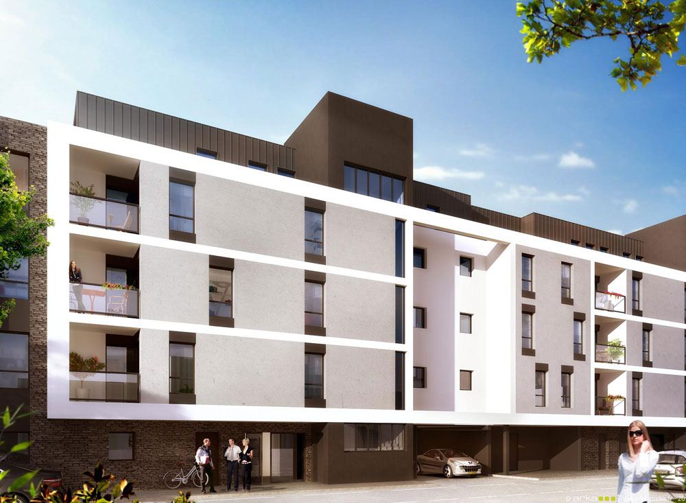 L 39 immobilier neuf en france 2059 programmes neufs for Arch immobilier rennes