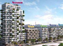 Panorama : programme neuf à Asnières-sur-Seine