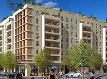 Résidence Le F - Cap Futura : programme neuf à Marseille
