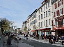 PAU - 23 rue Henri Faisans : programme neuf à Pau