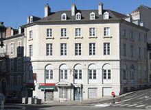 PAU - 12 place Gramont : programme neuf à Pau