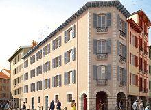 3 rue pontrique : programme neuf à Bayonne