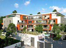 Residence Tangerine : programme neuf à Saint-Jean-de-Védas