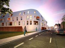 Residence Sierra : programme neuf à Cenon