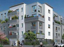 Jardin en Ville : programme neuf aux Pavillons-sous-Bois