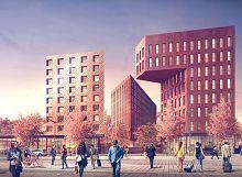 One Plaza Bât E Logt Access : programme neuf à Saint-Étienne
