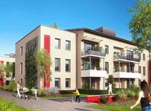 Green Lodge : programme neuf à Toulouse