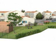 Les Villas d´Oléron : programme neuf à Saint-Georges-d'Oléron