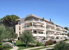 Cap Azur : programme neuf à Saint-Laurent-du-Var