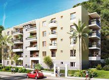 Les Hauts De Saint Sylvestre : programme neuf à Nice