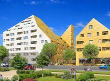 Riveo Ecrin & Cosmopolitain & Contemporain : programme neuf à Bordeaux