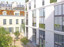 14 Popincourt : programme neuf à Paris intra-muros