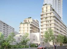 Avant garde : programme neuf à Paris intra-muros