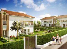 Jardin d´Anémones à Marseille 12e arrondissement