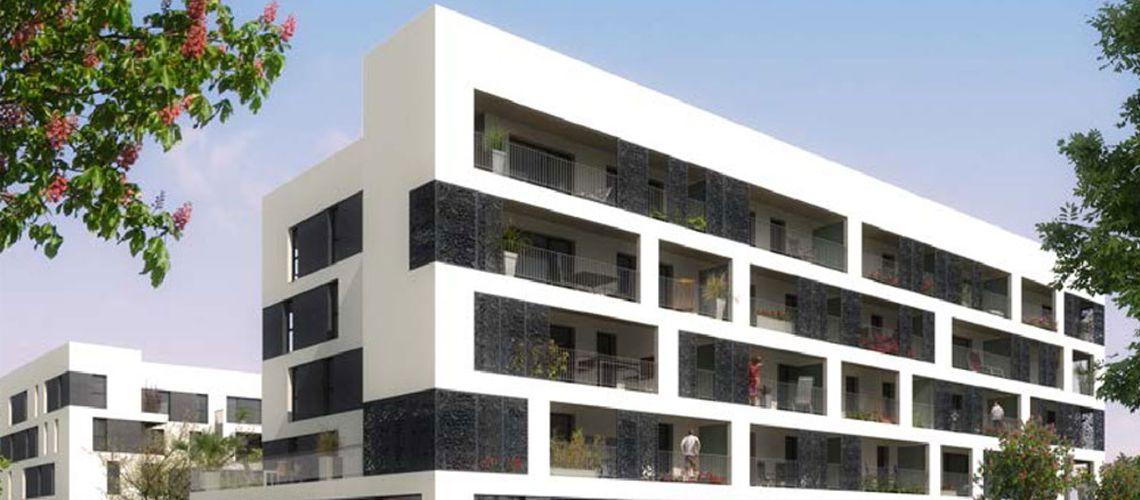les hauts de la haie vigne programme neuf caen. Black Bedroom Furniture Sets. Home Design Ideas