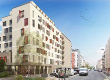 Hugo Parc : programme neuf à Villeurbanne