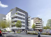 Park Avenue : programme neuf à Metz