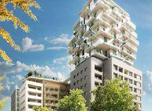 Open Air : programme neuf à Lyon