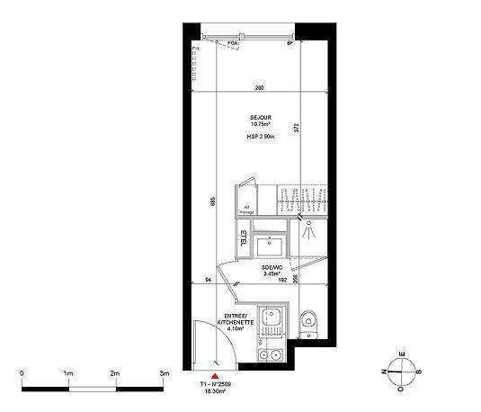 Appartement Purpan