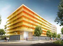 Le Newton : programme neuf à Toulouse