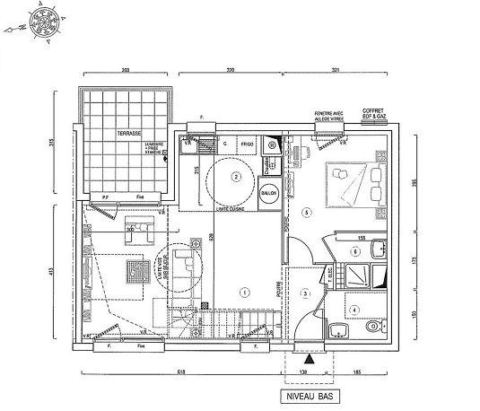 maison n 4704 coeur bayonnes t4 de m herblay. Black Bedroom Furniture Sets. Home Design Ideas