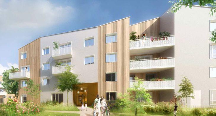 coeur bayonnes programme neuf herblay. Black Bedroom Furniture Sets. Home Design Ideas