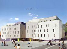 Residence Le Conservatoire : programme neuf à Perpignan