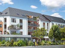 Le Clos des Moulins : programme neuf à Colmar